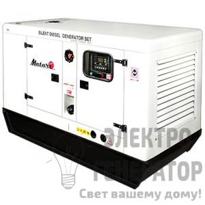 Дизельный генератор Matari MD16