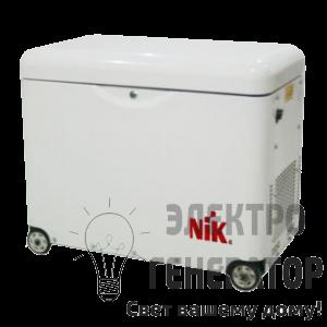 Дизельный генератор NIK (США) DG5000