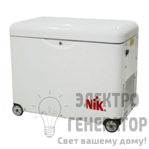 Дизельный генератор NIK (США) DG6000 ( + автоматика )