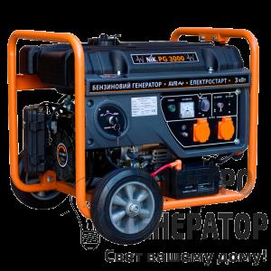 Бензиновый генератор NIK (США) PG 3000