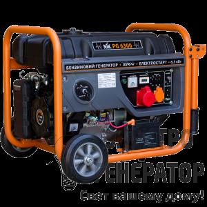 Бензиновый генератор NIK (США) PG 6300