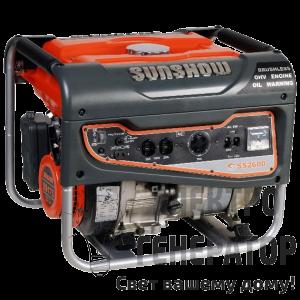 Генератор бензиновый SunShow SS2600W