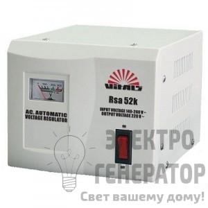 Релейный стабилизатор VITALS (Латвия) RSA 52K