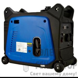 Бензиновый инверторный генератор Weekender X 3500ie