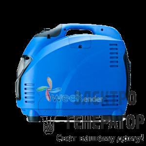 Бензиновый инверторный генератор Weekender D1800i