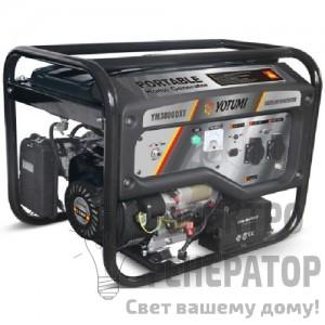Бензиновый генератор YOTUMI YM3800DX