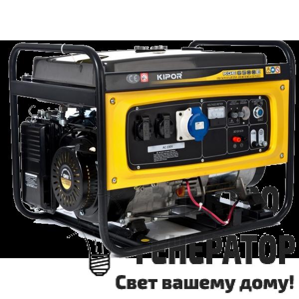 Переносной генератор инверторный