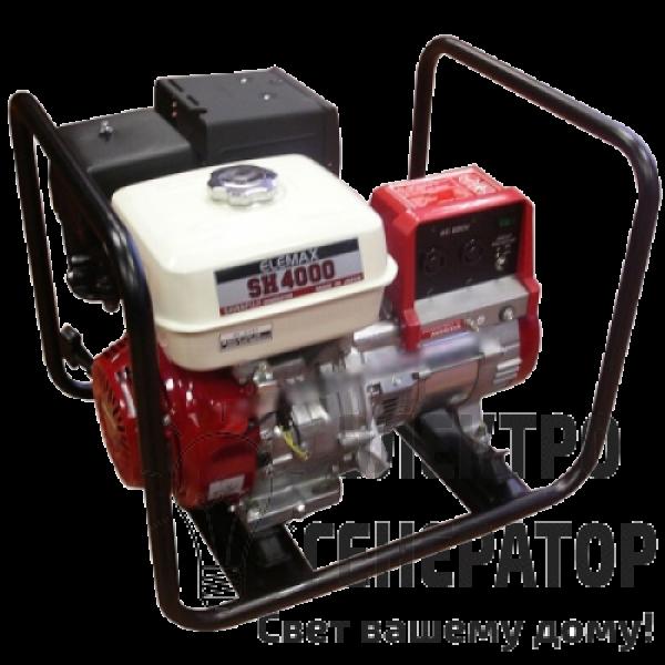 Бензиновые электрогенераторы бытовые