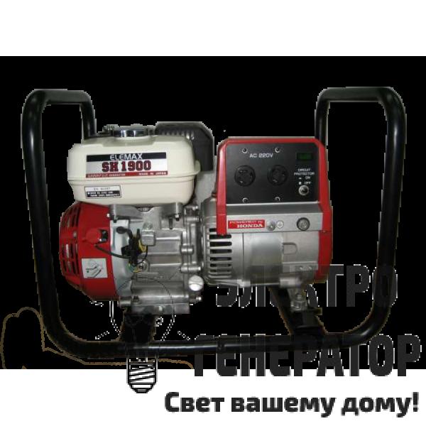 Бензиновый генератор zongshen